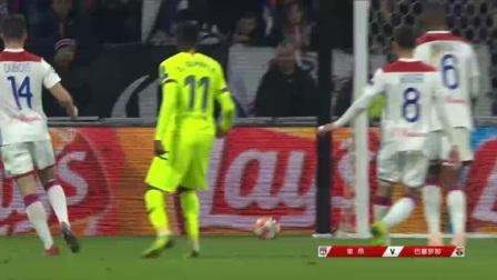 [优酷全场集锦] 欧冠-苏亚雷斯失良机小狮子救险 巴萨0-0客平里昂