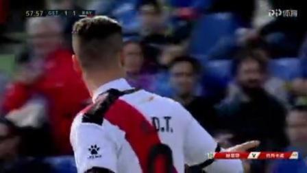 西甲-马塔传射莫利纳制胜 赫塔费2-1巴列卡诺