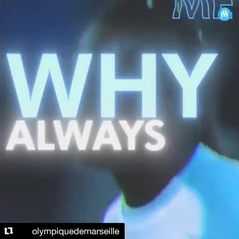 why always me?里昂发布巴神魔性短片