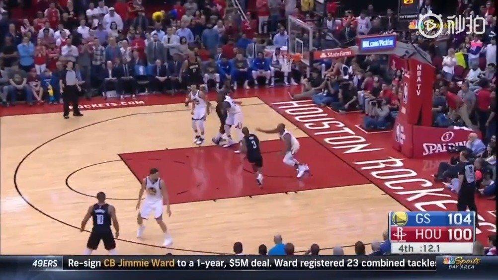NBA裁判官推:保罗最后时刻的2+1是进攻犯规