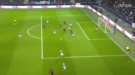 [优酷全场集锦] 欧联杯-米利克进球 那不勒斯1-3萨尔茨堡总分4-3晋级