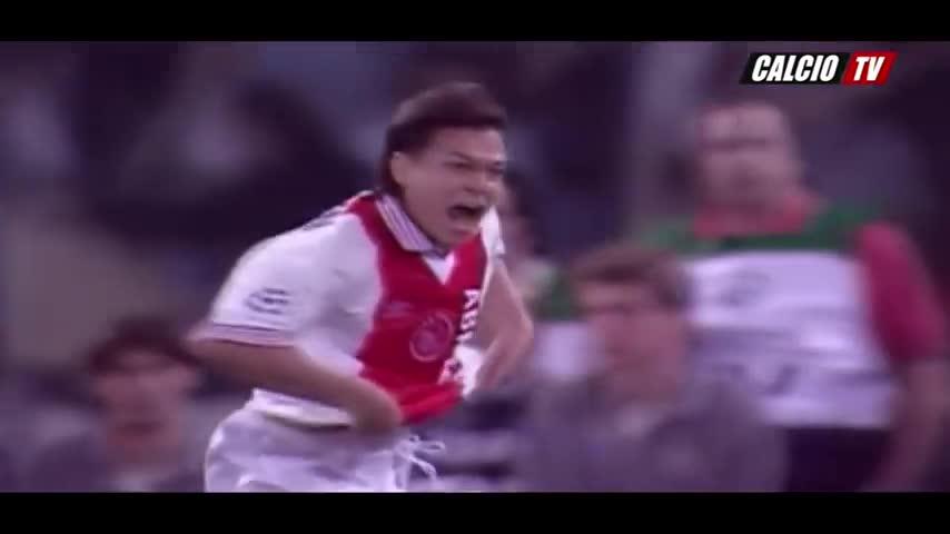 辉煌夺冠!96年欧冠决赛尤文点球4-2阿贾克斯