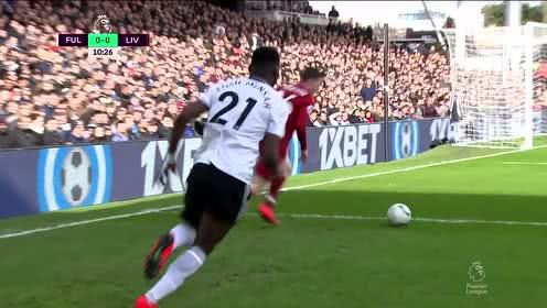 [QQ全场集锦] 英超-马内破门米尔纳点射 利物浦2-1富勒姆升至榜首