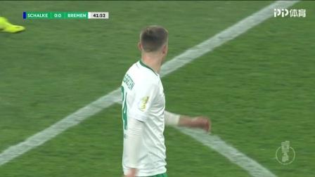 德国杯-拉什卡破门克拉森建功 不莱梅2-0沙尔克晋级半决赛