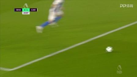 英超-莱恩圆月弯刀莫里森破门 卡迪夫2-0客胜布莱顿