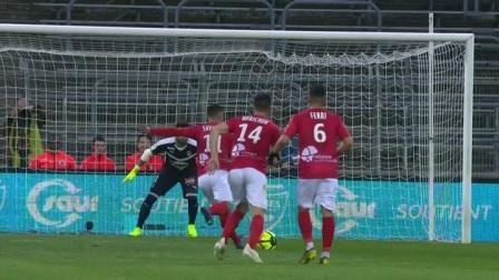 法甲-萨维安尼尔传射 尼姆主场2-1波尔多