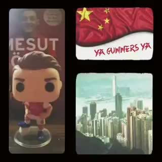 厄齐尔发推:很骄傲能有5万中国粉丝,我爱你中国