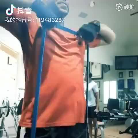 后天四十不惑!39岁麦迪训练体能视频