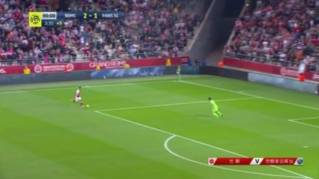 [进球视频] 兰斯锁定胜局!查瓦里亚补时轻松破门