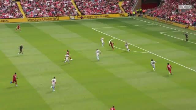 利物浦两翼齐飞!阿诺德&罗伯逊英超赛季助攻全记录