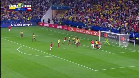 [优酷全场集锦] 美洲杯-智利点球5-4淘汰哥伦比亚进四强