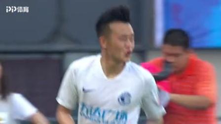 [进球视频] 一方抢断反击得手 孙铂推射破门再下一城