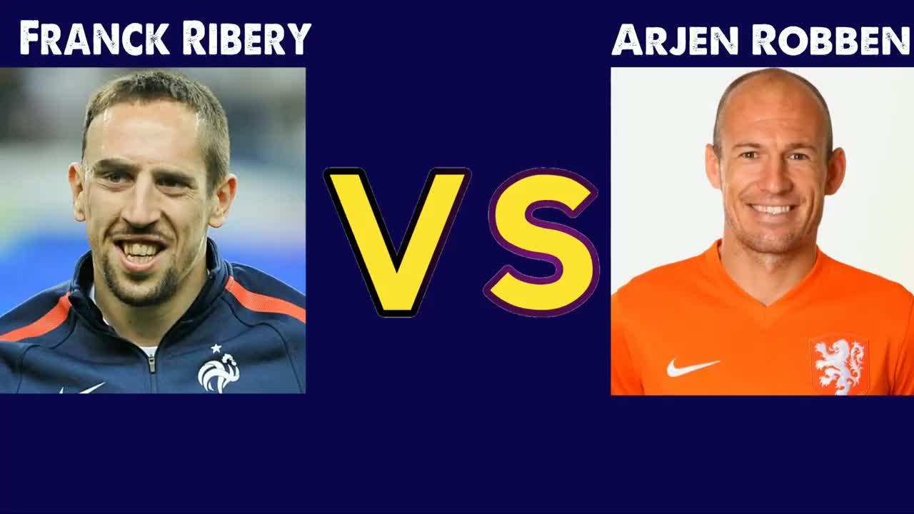 经典罗贝里组合!里贝里vs罗本生涯各项数据&荣誉