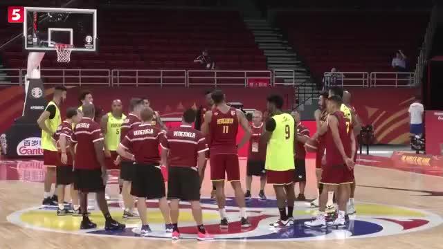 委内瑞拉队员:会把与中国队的比赛当决赛来打