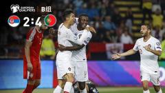 [爱奇艺全场集锦] 欧预赛-C罗破门B席传射 葡萄牙4-2客胜升第二
