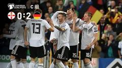 [爱奇艺全场集锦] 欧预赛-格纳布里破门 德国2-0北爱尔兰升至小组第一