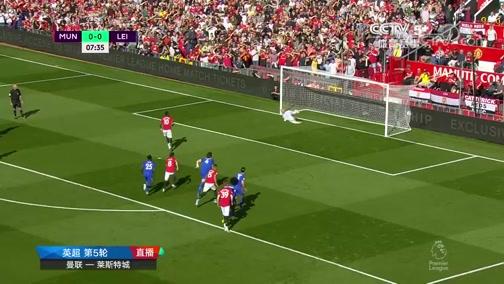 [CCTV全场集锦] 英超-拉什福德点射德赫亚救险 曼联1-0莱斯特终结三轮不胜
