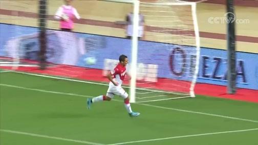 法甲-本耶德尔双响 摩纳哥连丢4球3-4遭马赛逆转