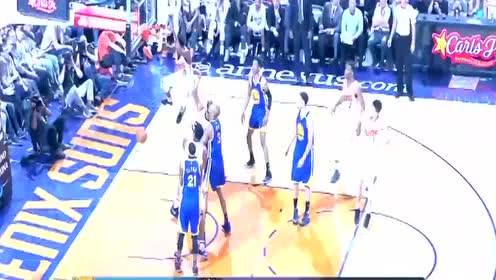 香浓-布朗这逆天弹跳!回顾NBA球场上震撼补扣