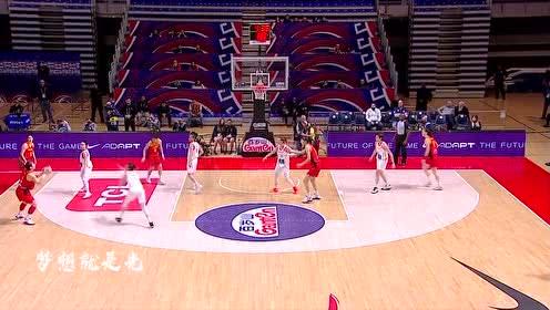 2020年中国篮球的一道光!MV《光》致敬中国女篮