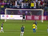 巴西vs阿根廷 集錦