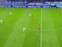 上海申花vs山東魯能 進球