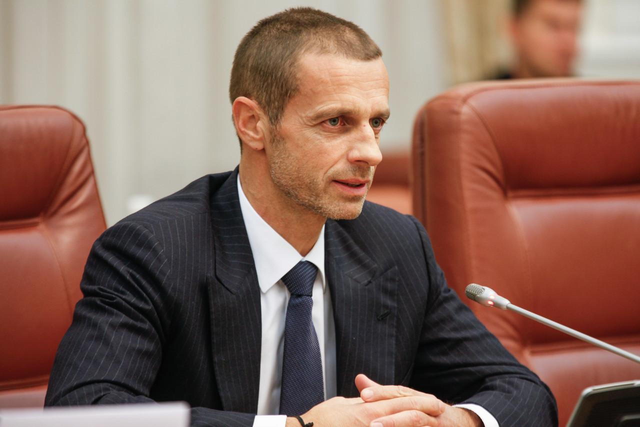 欧足联主席:若竞赛不能在6月底之前康复,本赛季或许将撤销