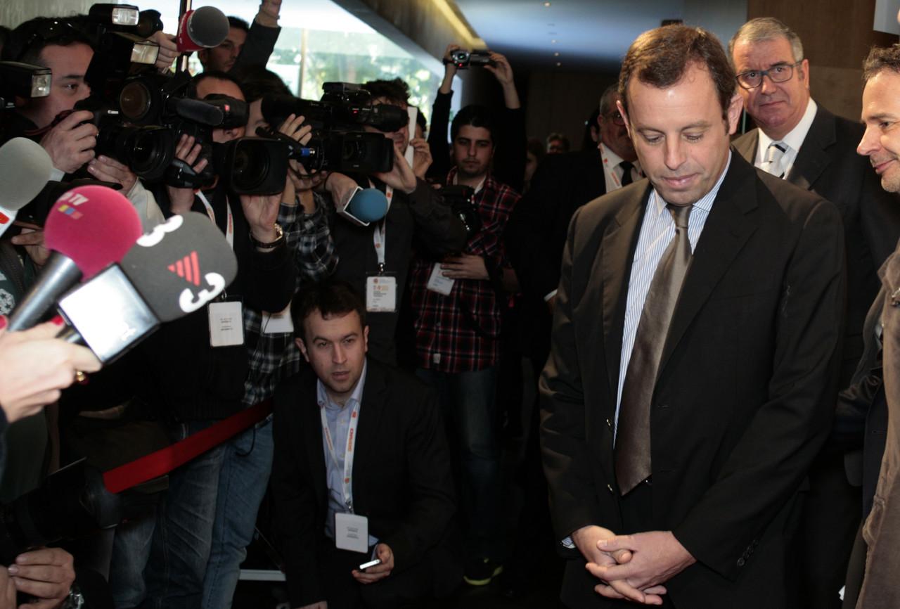 前巴萨主席罗塞尔间谍案被宣判无罪 