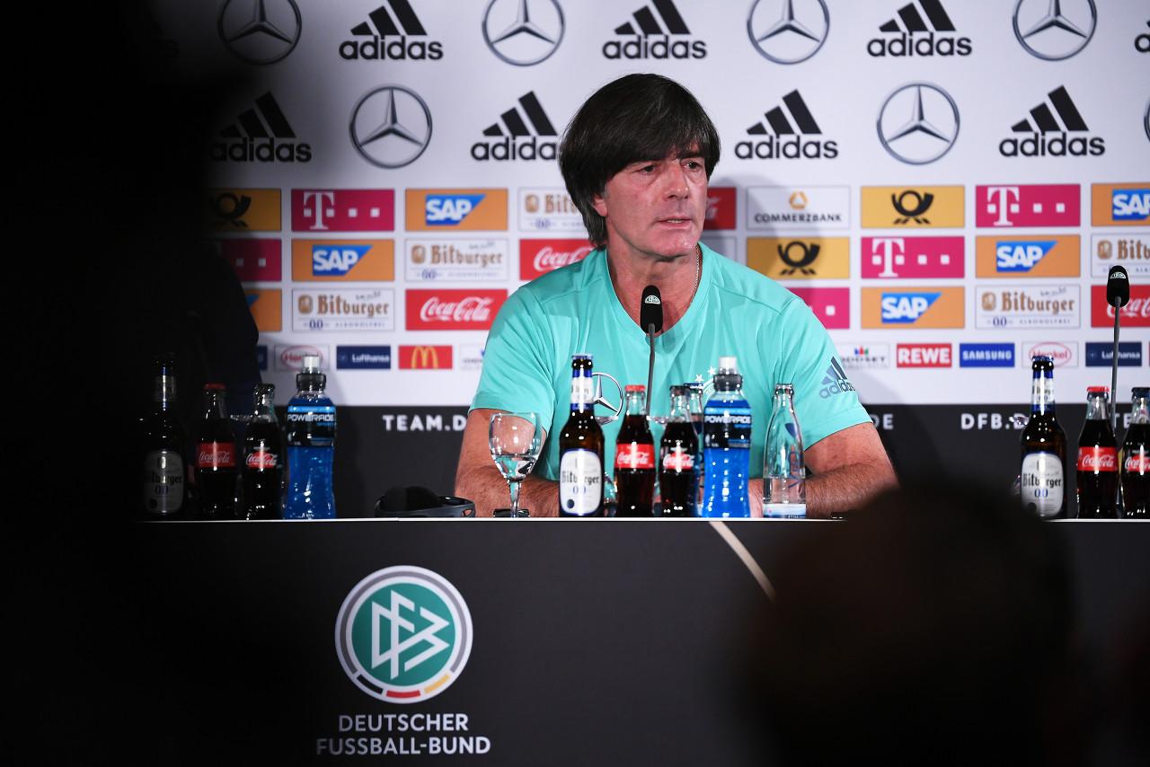 巴拉克:难说勒夫是否仍是正确的主帅 球队和他的联系可能有问题 