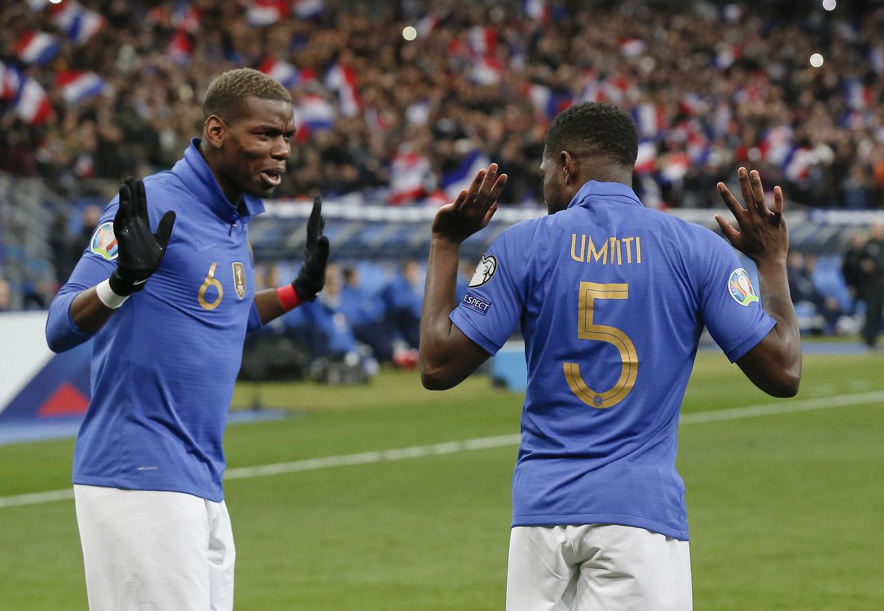 法國在上一場歐國聯比賽1-0打敗葡萄牙,法國隊中場博格巴表明  ?