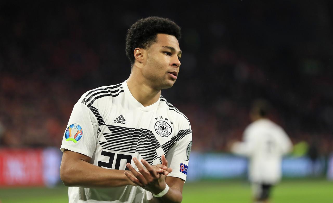 格纳布里:德国队获得了进步 其实本可以更早拿下竞赛