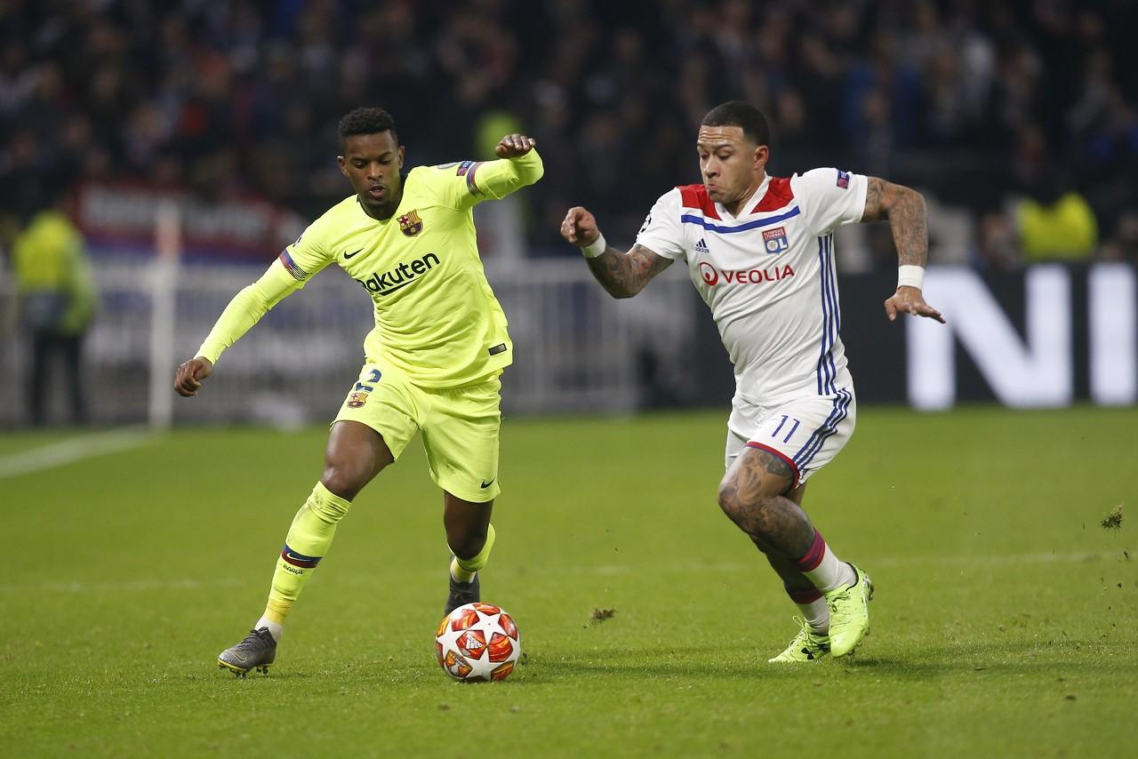 小儒尼尼奥:巴萨从未就德佩联系里昂,球员愿意留队效能