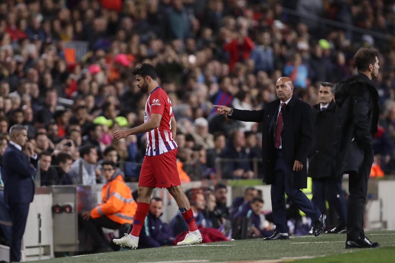 法媒:科斯塔被举荐至马赛,但球员年薪太高遭对方拒绝