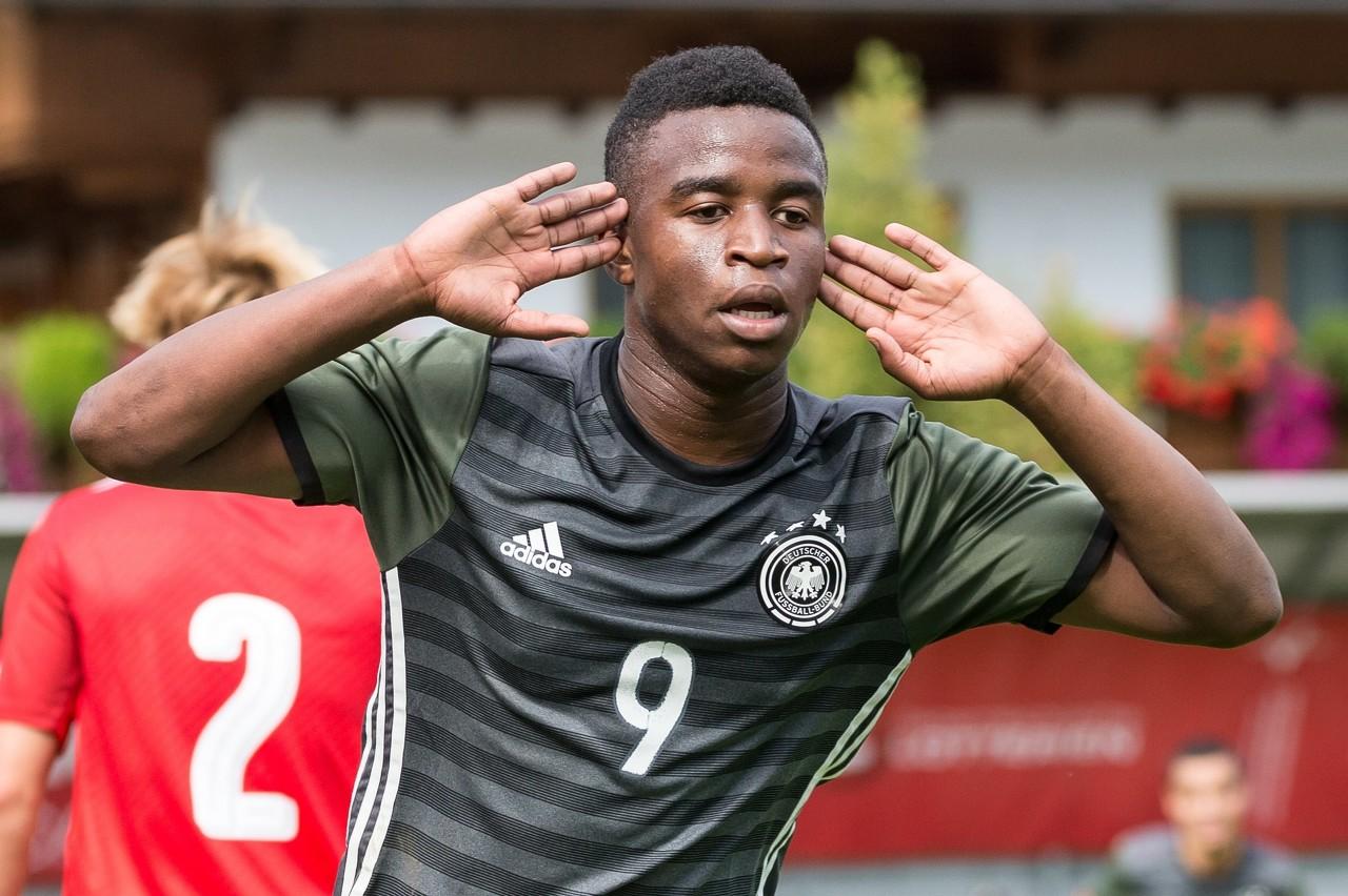 前德国U16教练:穆科科是少见的天才,他能立即在德甲成功