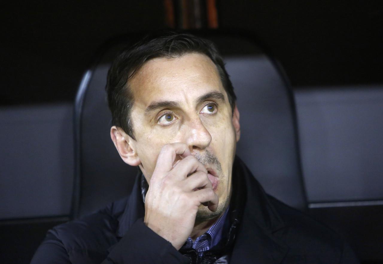 内维尔:曼联想夺冠需引入中后卫右边锋 利物浦曼城仍是英超最强