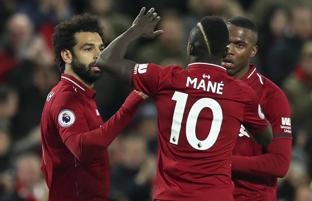 洛夫伦:马内和萨拉赫存在良性竞赛,这对利物浦是有利的