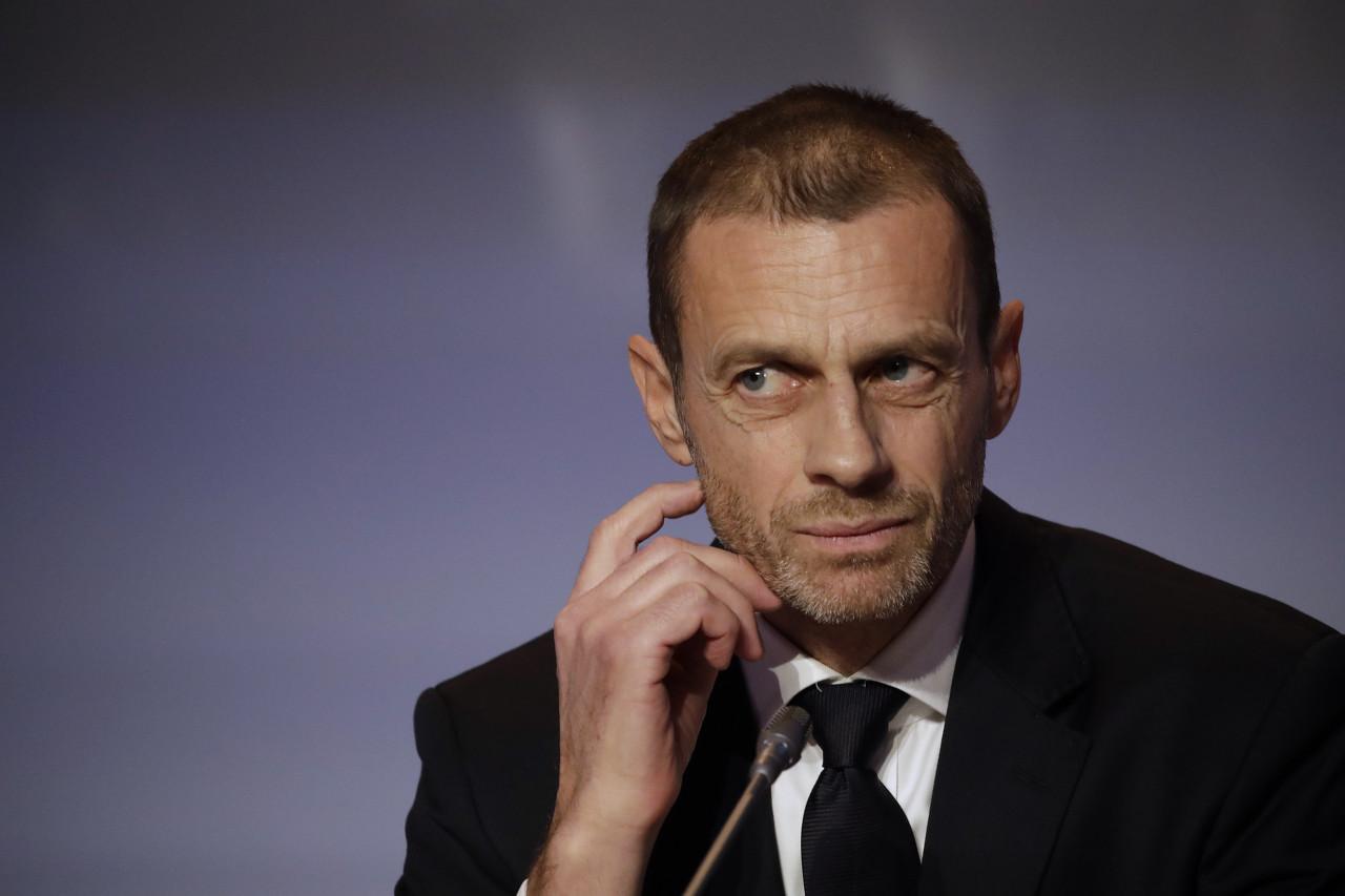 切费林:我坚信欧洲杯明年能够进行 在考虑各种不同的方案