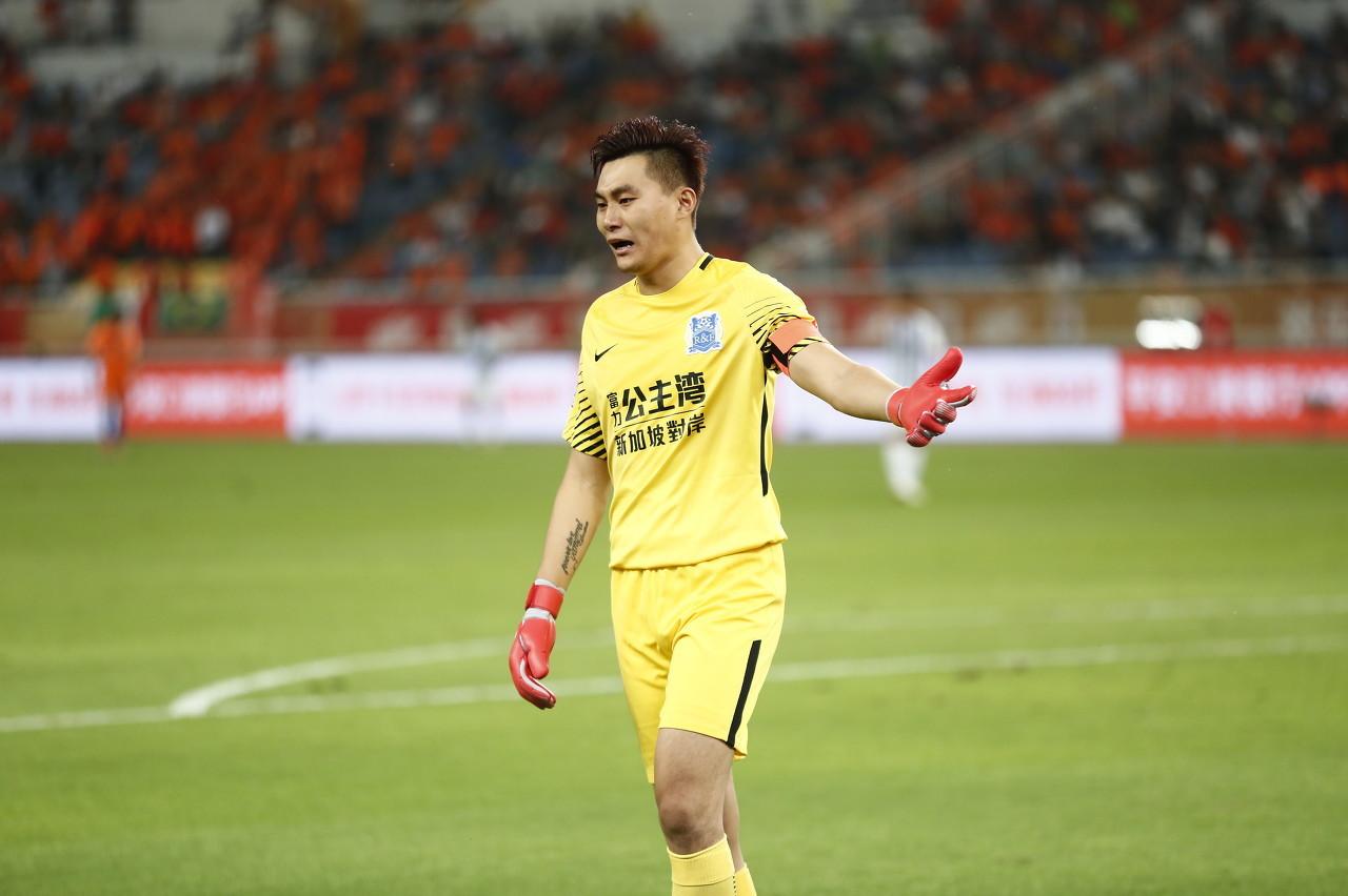 程月磊:活跃操练做最好的自己 争夺为广州城夺得冠军