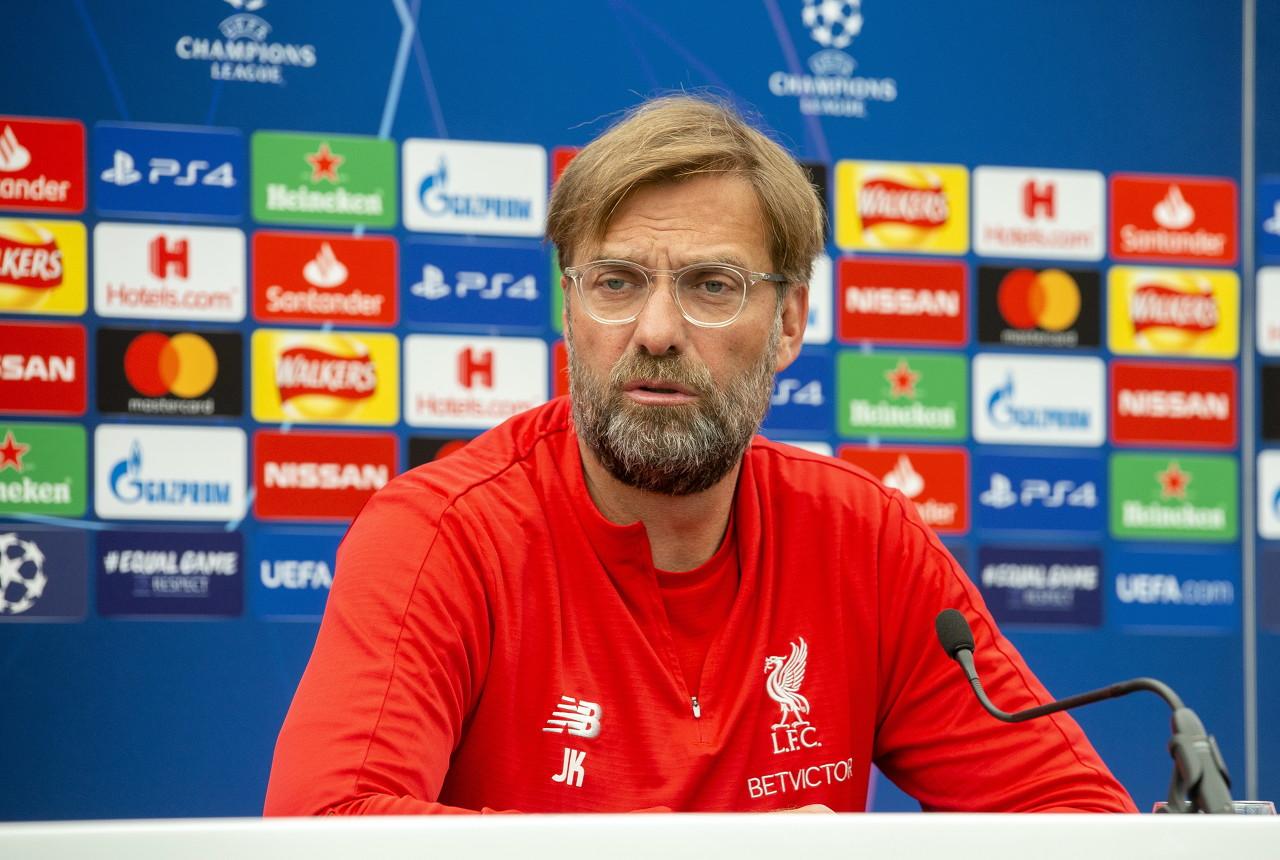 克洛普:本赛季最重要的是取得欧冠资格,前四的竞赛十分困难