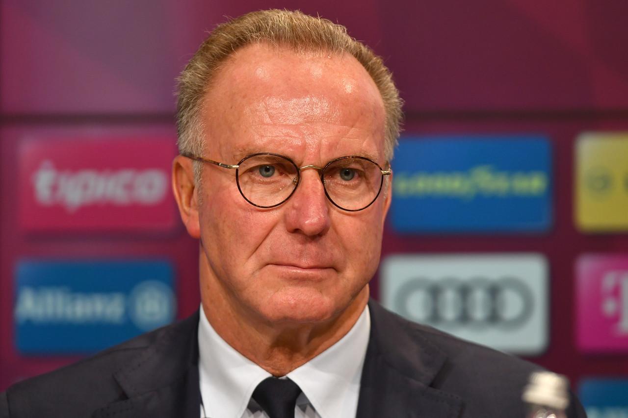 鲁梅尼格:30年拜仁董事生计的最大过错是请来克林斯曼执教   