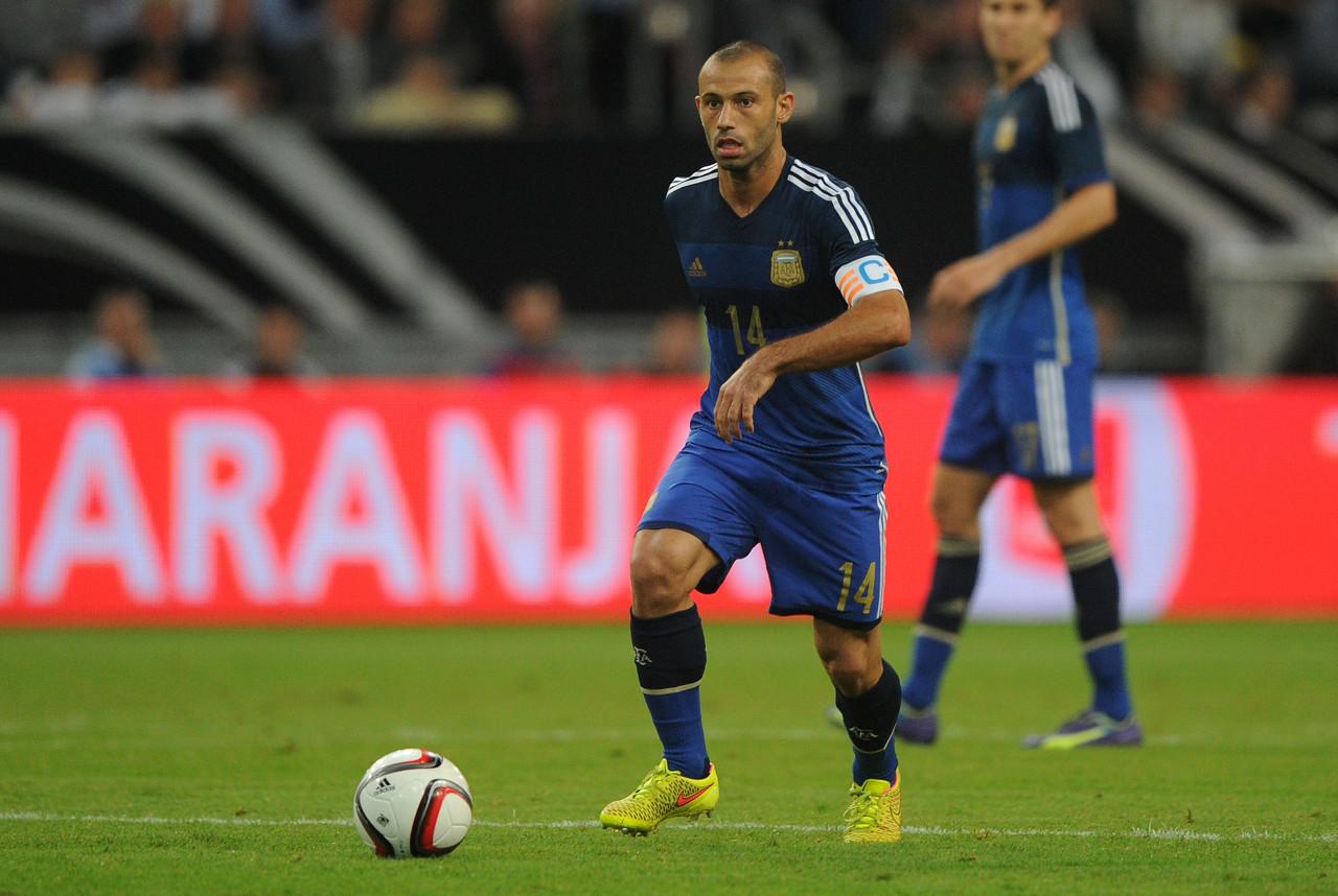 马斯切拉诺:迪马利亚是近年阿根廷最好的球员之一,落选欠命运