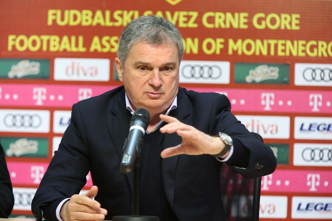 官方:塞尔维亚国家队与主帅图巴科维奇解约
