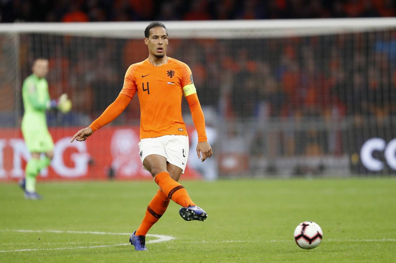 范迪克:对于科曼脱离荷兰队感到惋惜,但我们都了解并会祝他好运