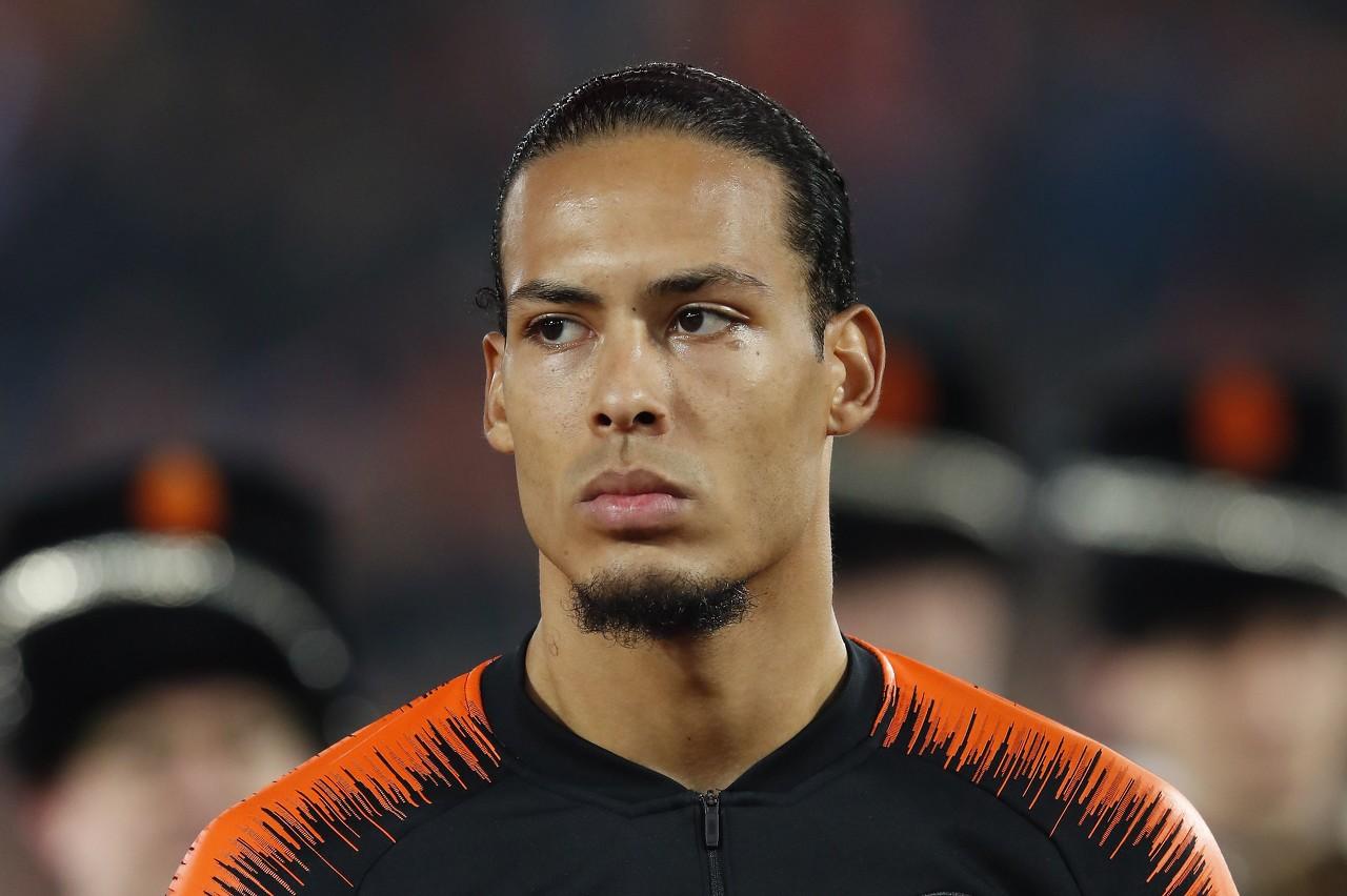 范迪克:今日荷兰队在一些阶段表现非常好 主帅变阵3-5-2很正确