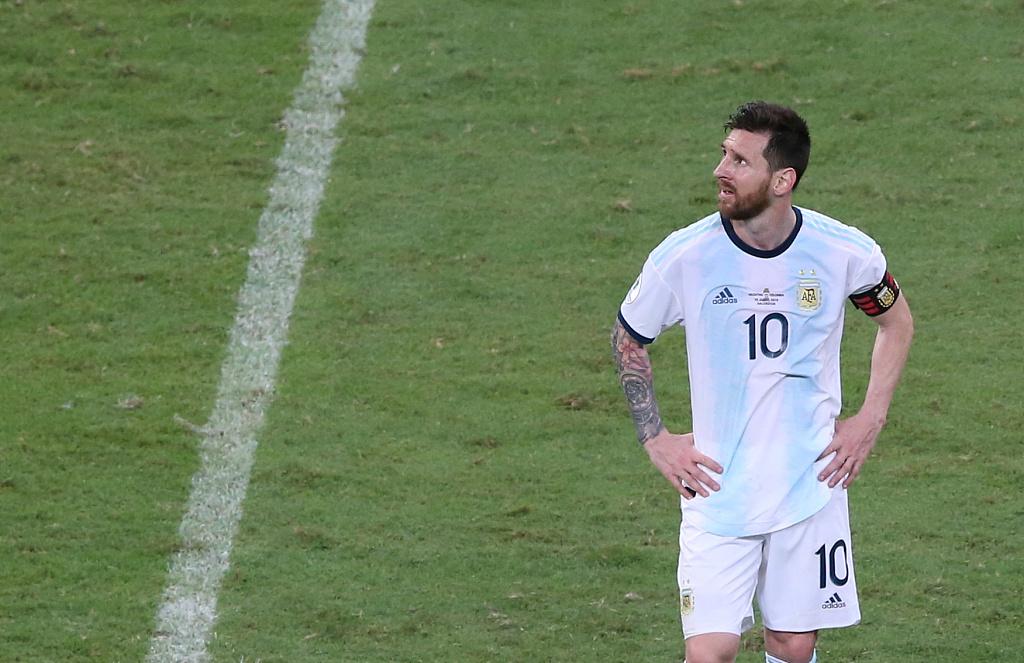 若梅西参加世预赛,或许错失首回合国家德比   