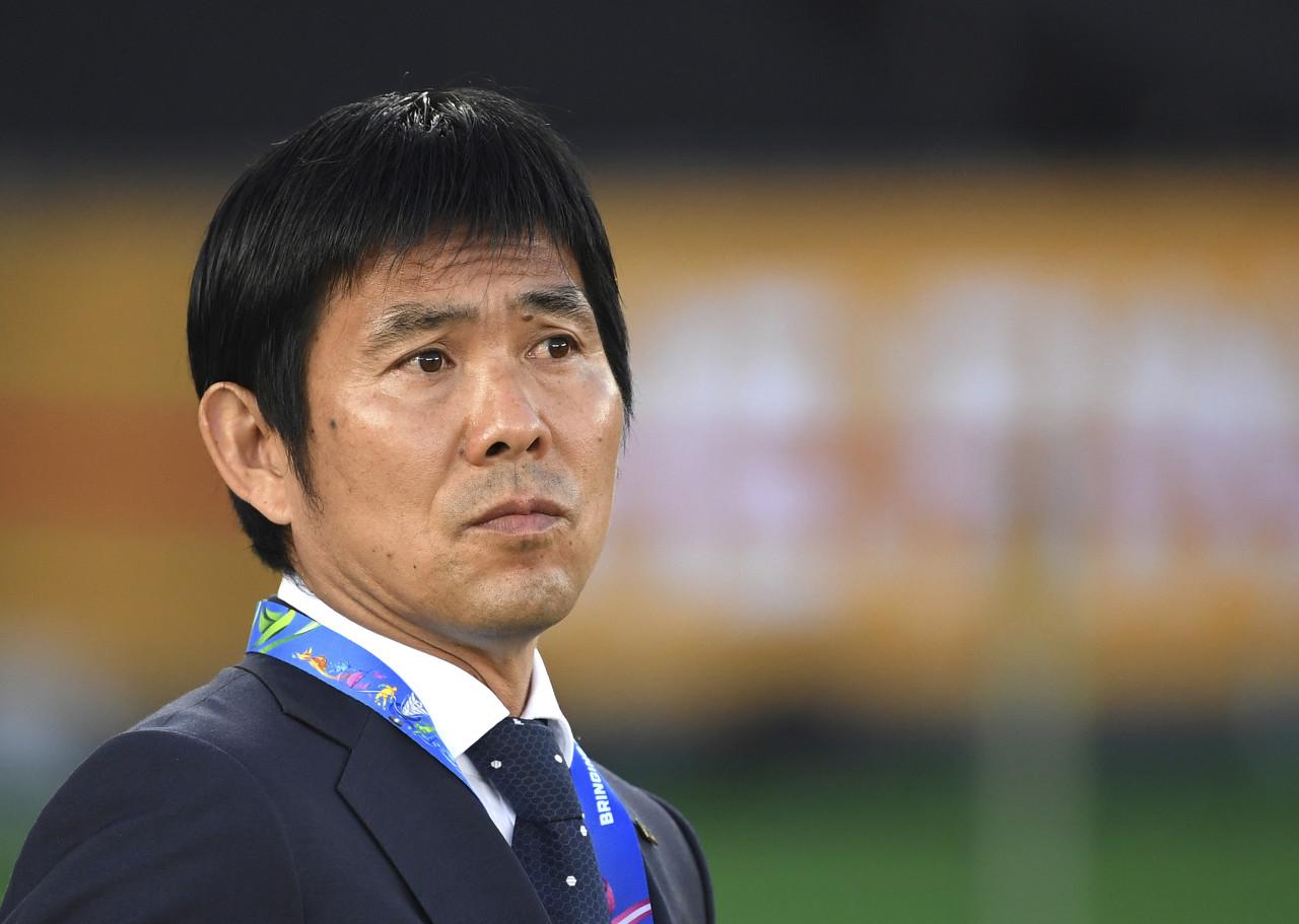 """森保一:在多哈曾有""""悲剧""""回想起,希望对阵中国队能体会胜利喜悦"""