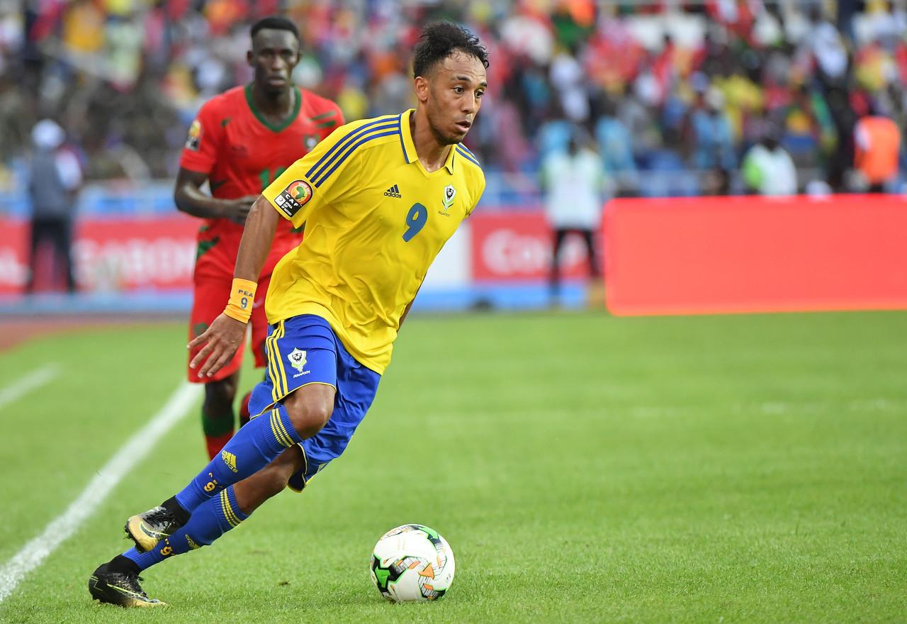 加蓬主帅:奥巴梅扬是尖端球星,希望他在国家队中可以发挥到极致