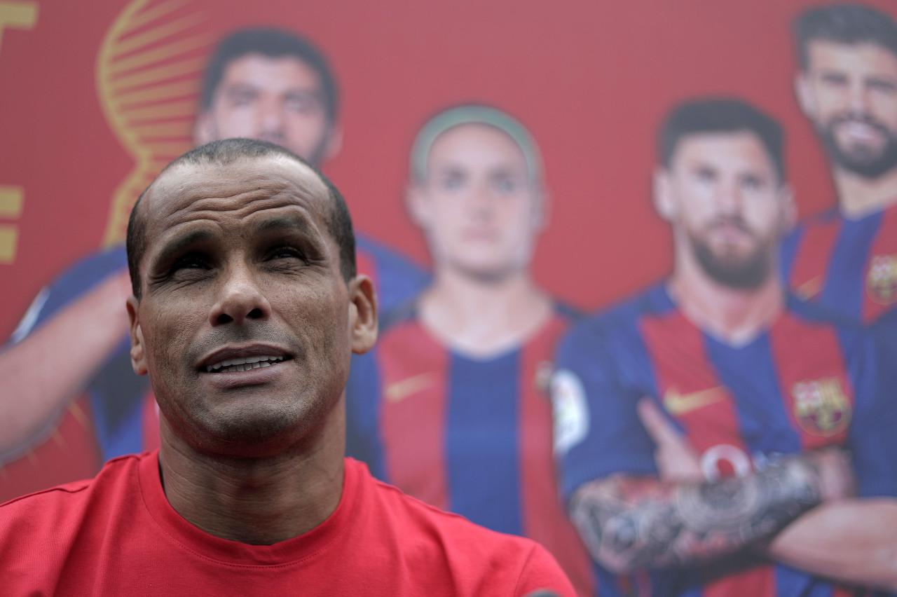 里瓦尔多:科曼把年轻球员管理得很好,齐达内则相反