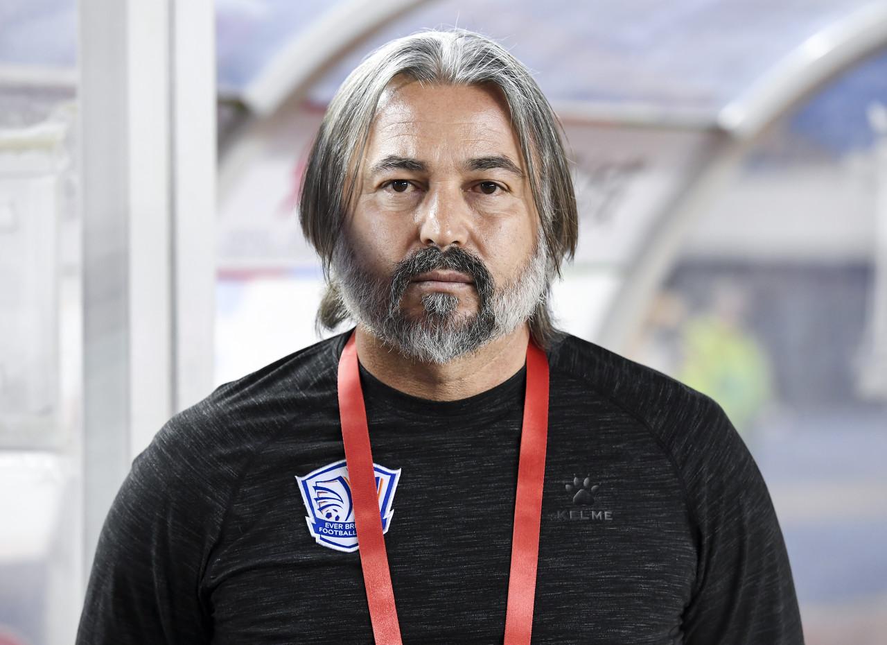 石家庄永昌宣布亚森成为球队教练,然后带领永昌冲超成功