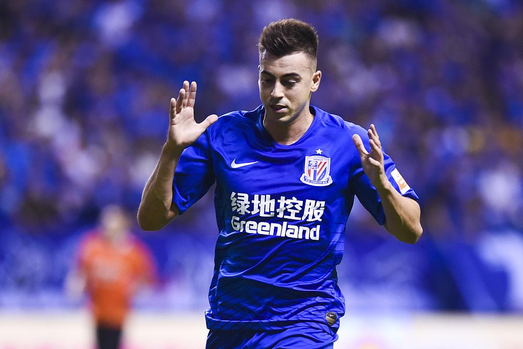 罗体:尤文有意租借沙拉维,申花赞同球员归队